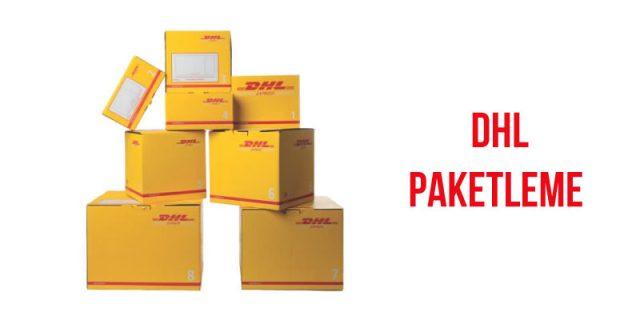 DHL Paketleme