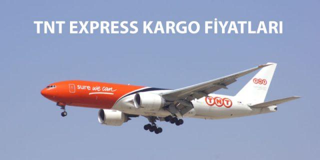 tnt express kargo fiyatları