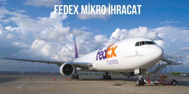 fedex mikro ihracat