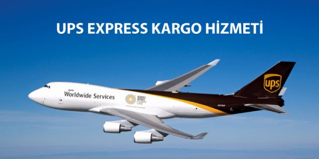 ups express kargo hizmeti
