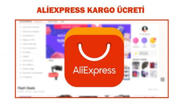 aliexpress kargo ücreti