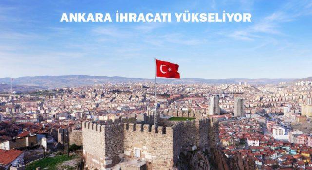 Ankara İhracatı Yükseliyor