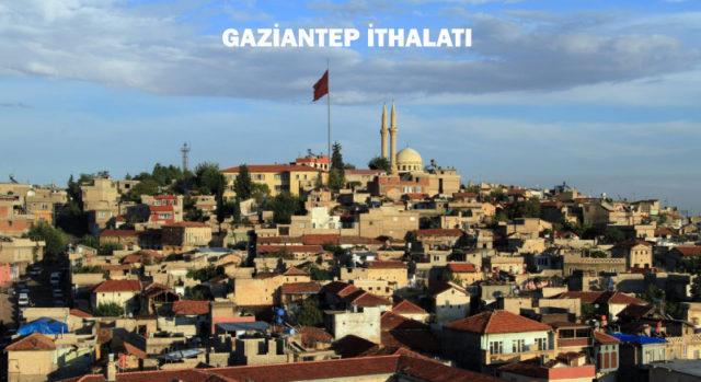 Gaziantep-ithalati