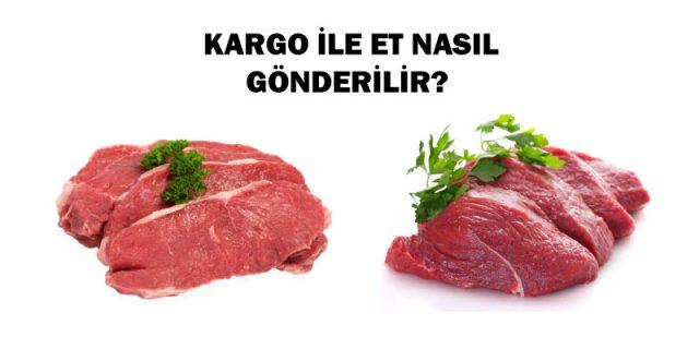 et nasıl gönderilir