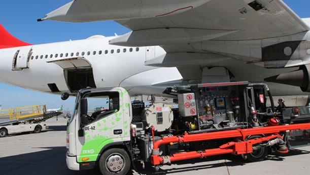 uçak ekipman arızası