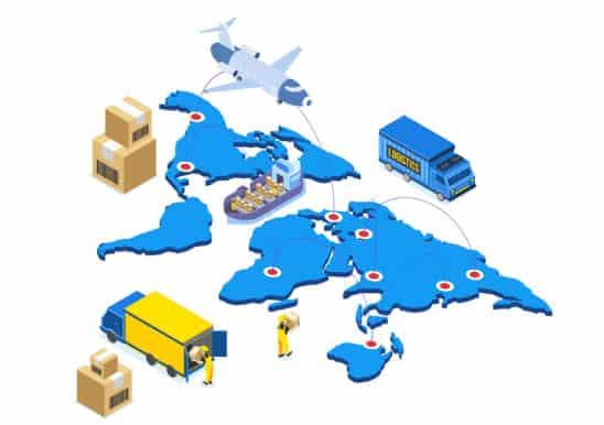 yurtdışına satış yapmak ve üçüncü taraf hizmetlerini kullanarak gönderme